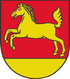 Coat of arms of Redefin