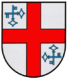 Coat of arms of Zell (Mosel)