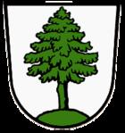 Das Wappen von Feuchtwangen