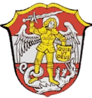 Mettenheim - Image: Wappen von Mettenheim bayern