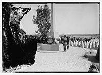 War cemetery ceremony LOC matpc.08193.jpg