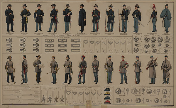 Uniforms of the Confederate States Armed Forces - Wikipedia