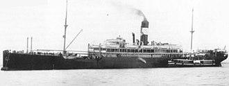 SS Waratah - Image: Waratah 1909