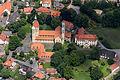 Warendorf, Freckenhorst, St.-Bonifatius-Kirche und Schloss -- 2014 -- 8644.jpg