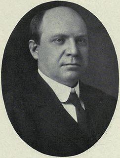 Warren A. Haggott American politician