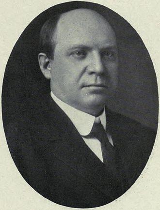 Colorado's 2nd congressional district - Image: Warren A. Haggott (Colorado Congressman)