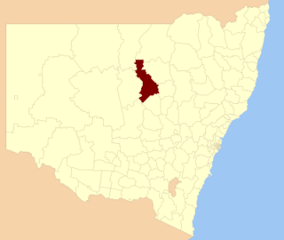 Warren Shire Local government area in New South Wales, Australia
