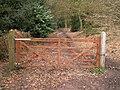 Warren Lane (bridleway), Kendal End - geograph.org.uk - 127407.jpg