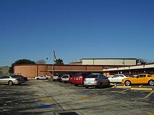 Independence Heights, Houston - Booker T. Washington High School