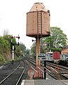 Water tower, Bewdley station - geograph.org.uk - 1255984.jpg