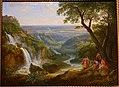 Waterfall at Tivoli, by Johann Heinrich Schmidt, c. 1790, oil on canvas - Hessisches Landesmuseum Darmstadt - Darmstadt, Germany - DSC09949.jpg