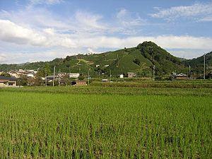 Wazuka, Kyoto - Farmland in Wazuka