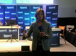 Wendy Bouchard - Wendy Bouchard in 2014