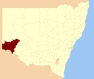 Wentworth Shire Local government area in New South Wales, Australia