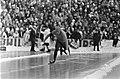 Wereldkampioenschappen Schaatsen te Oslo (Noorwegen). Nummers 1.2. Jan Bols akti, Bestanddeelnr 923-2884.jpg