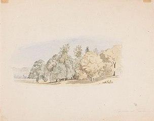 Summer Landscape from Estholmen, near Tammisaari