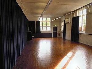 West End Centre, Aldershot - Image: West End Centre Aldershot Dance Studio