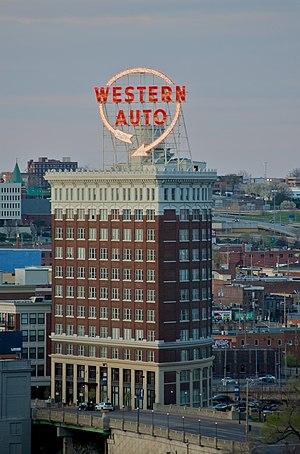 Western Auto Building - Image: Western Auto