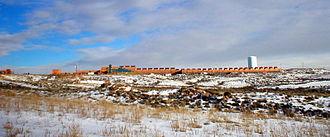 Rock Springs, Wyoming - Western Wyoming Community College, December 2007