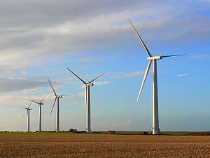 Community wind energy - Westmill Wind Farm