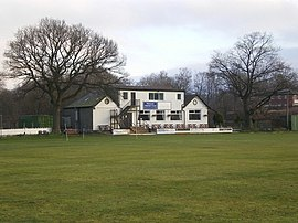 Whalley Cricket Club Pavilion - geograph.org.uk - 1098623.jpg