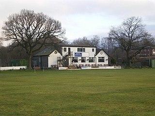 Station Road Ground cricket ground in Whalley, Lancashire