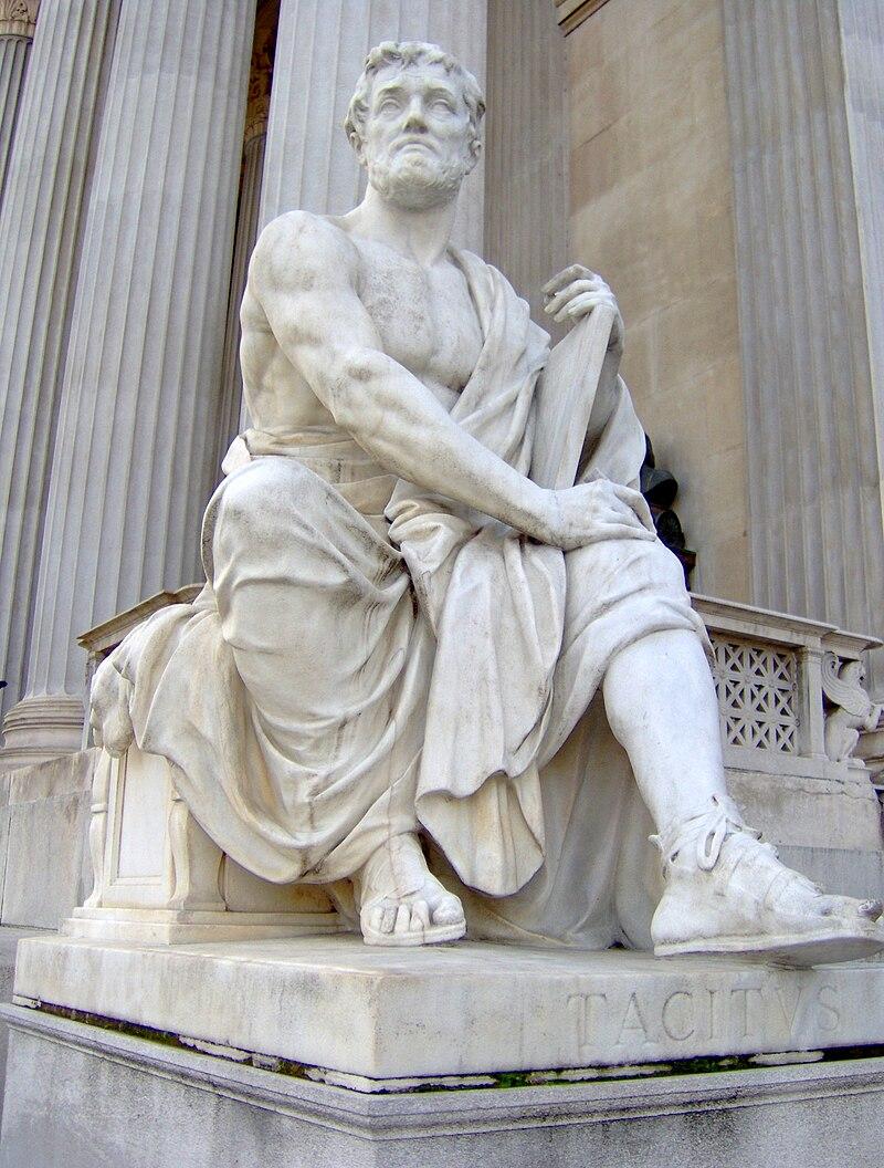 Tacitus Vienna Austria geschiedschrijving