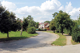 Village in Masovian, Poland
