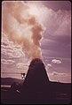 Wigwam Burner at the Louisiana Pacific Lumber Plant at Post Falls, Idaho 05-1973 (4272386478).jpg