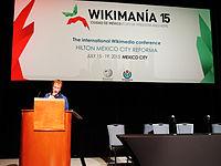 Wikimanía 2015 - Day 4 - LMM - Conference (7).jpg