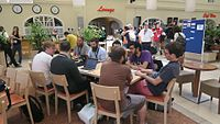 Wikimedia Hackathon 2017 IMG 4205 (34371084750).jpg