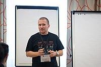 Wikimedia Hackathon Vienna 2017-05-19 Mentoring Program Introduction 015.jpg