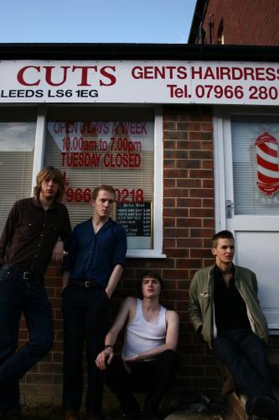 Picture of a band or musician: Wild Beasts