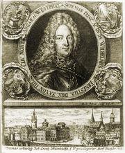 Wilhelm Ernst, Herzog von Sachsen-Weimar-Eisenach (Quelle: Wikimedia)