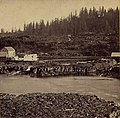 Willamette Falls and Oregon City boat basin, looking east, 1867.jpg