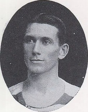 Billy Barnes (footballer) - Barnes in 1907