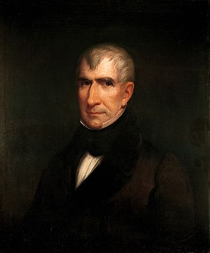 History of slavery in Indiana - Governor, General and President William Henry Harrison