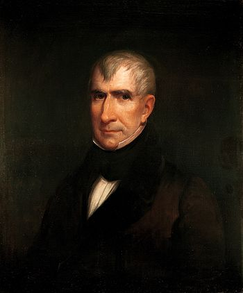 William Henry Harrison, the 1st Governor of In...