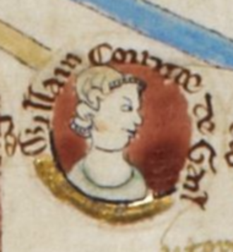William of Talou - Image: William of Talou