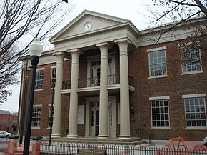 Williamson county tennessee courthouse 2009.jpg