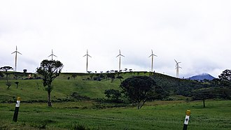 Ambewela - Wind Power system in Ambewela