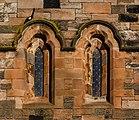 Windows of the Pollokshields Church, Glasgow, Scotland.jpg