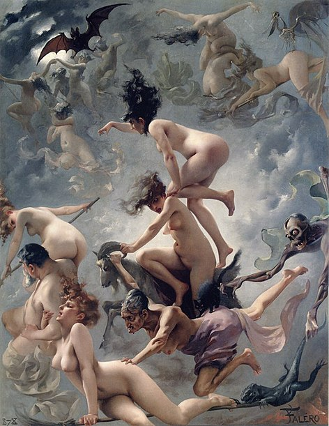File:Witches going to their Sabbath (1878), by Luis Ricardo Falero.jpg