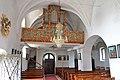 Wolfsberg Prebl Pfarrkirche hl Martin Orgelempore 03092014 134.jpg