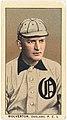Wolverton, Oakland Team, baseball card portrait LCCN2008677303.jpg