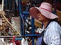 Woman Vendor in Market - Chinatown - Bangkok - Thailand - 01 (33903353213).jpg