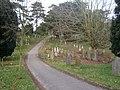 Woodbridge cemetery - geograph.org.uk - 1183436.jpg