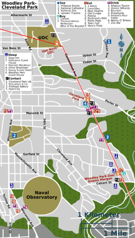 Washington, D.C./Upper Northwest – Travel guide at Wikivoyage