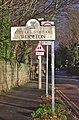 Woolton sign, Beaconsfield Road.jpg