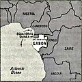 World Factbook (1982) Gabon.jpg